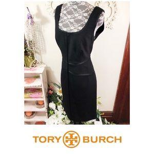 Tory Burch Black Shift Dress